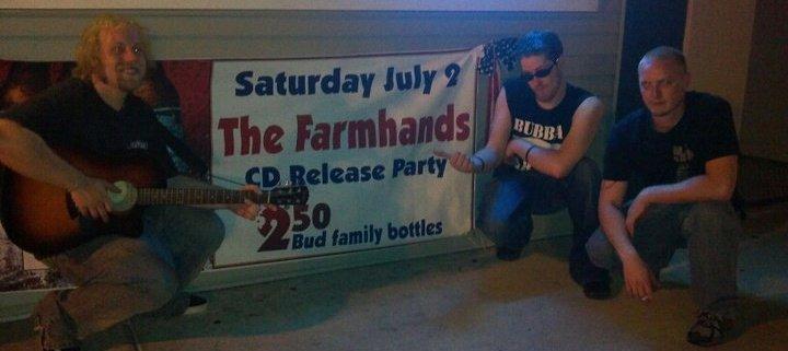 The Farm Hands Live Rhythm and Brews 07_02_2011