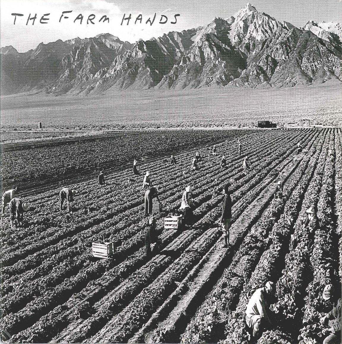 The Farm Hands - Working Man's Pardon Album Cover Front