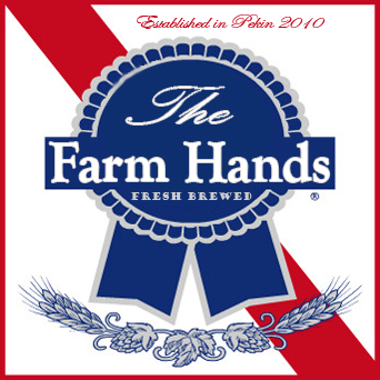 The Farm Hands - Fresh Brewed